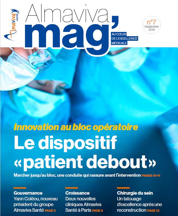 Magazine Almaviva Santé Septembre 2019